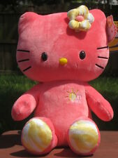 Build-A-Bear - Hello Kitty - Limited Edition - Sunshine - Pink - NWT