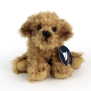 Stofftier-kl-Labradoodle-Hund-Plueschtier-H-ca-12-cm-Pudel-Labrador