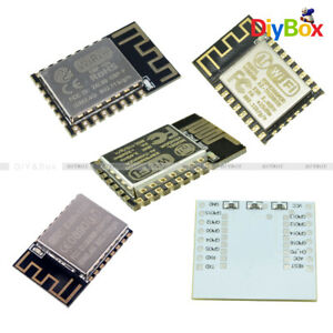 Details about ESP8266 ESP-12E/12F/12N/12S Wireless Remote Control Serial  Port WiFi Transceiver