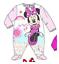 Baby-Boys-Girls-Character-100-Cotton-Sleepsuit-Babygrow-Pyjamas-Minnie-Mickey thumbnail 6