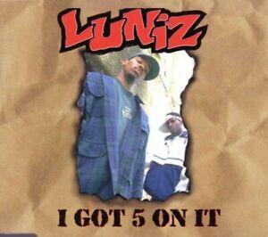 The Luniz - I Got 5 On It MCD #G2011468