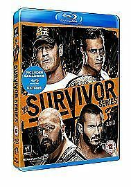 WWE-Survivor-Series-2013-Blu-ray-DVD-5030697026354-New