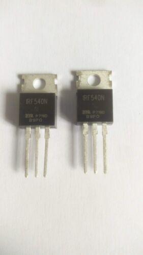IRF540N TO-220 100V 33A  MOSFET Transistor UK Seller