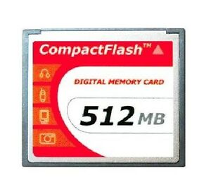 OEM-512MB-CF-512MB-Compact-Flash-120X-memory-card-high-Speed-SLC-w-case