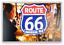 Choice-of-American-Diner-Fridge-Magnet-NEW-Route-66-Americana-USA-Retro miniatuur 32