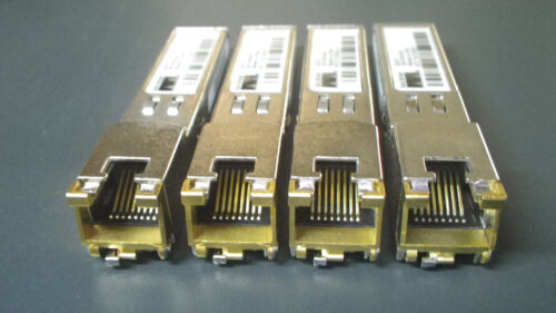CISCO GLC-T GENUINE 1000BASE-T COPPER SFP TRANSCEIVER MODULE 1-YR Warranty!!