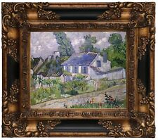 WENTWORTH WOODEN JIGSAW PUZZLE STAIRWAY AT AUVERS JULY 1890 250 PIECES