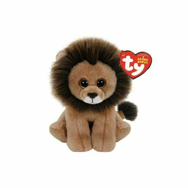 "TY 2015  Beanie Babies  /""Cecil /"" the Lion ~NWNMT~   Limited Edition!"