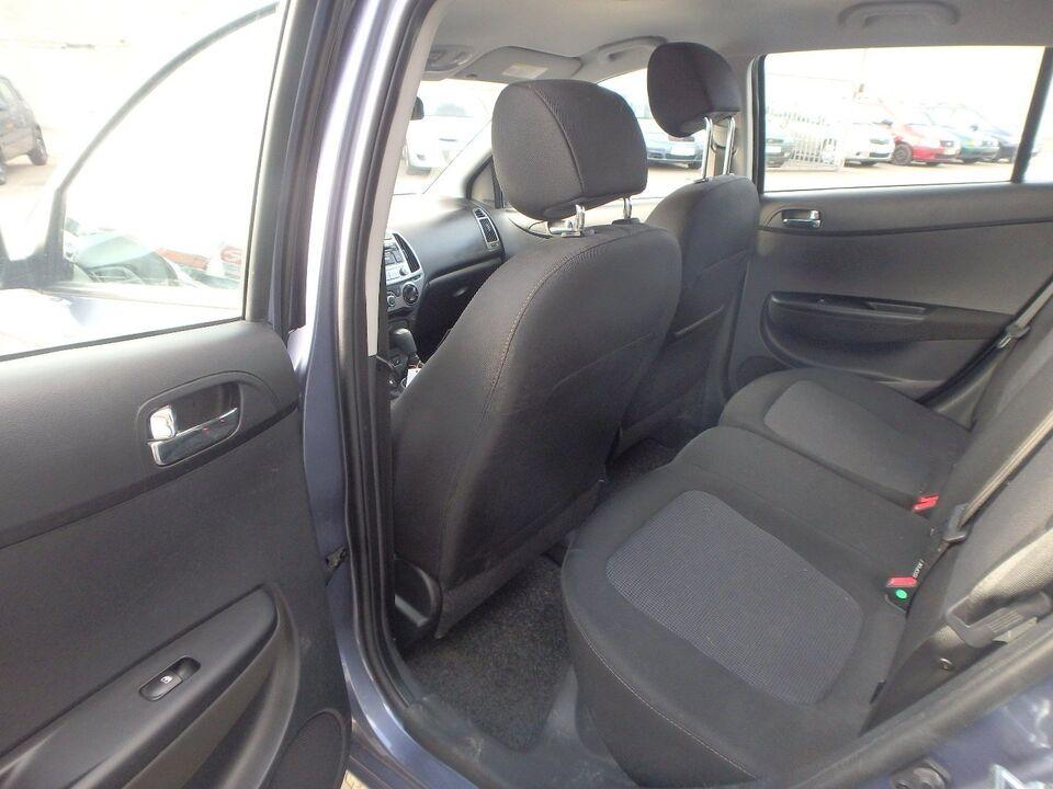 Hyundai i20 1,1 CRDi 75 Comfort Diesel modelår 2013 km