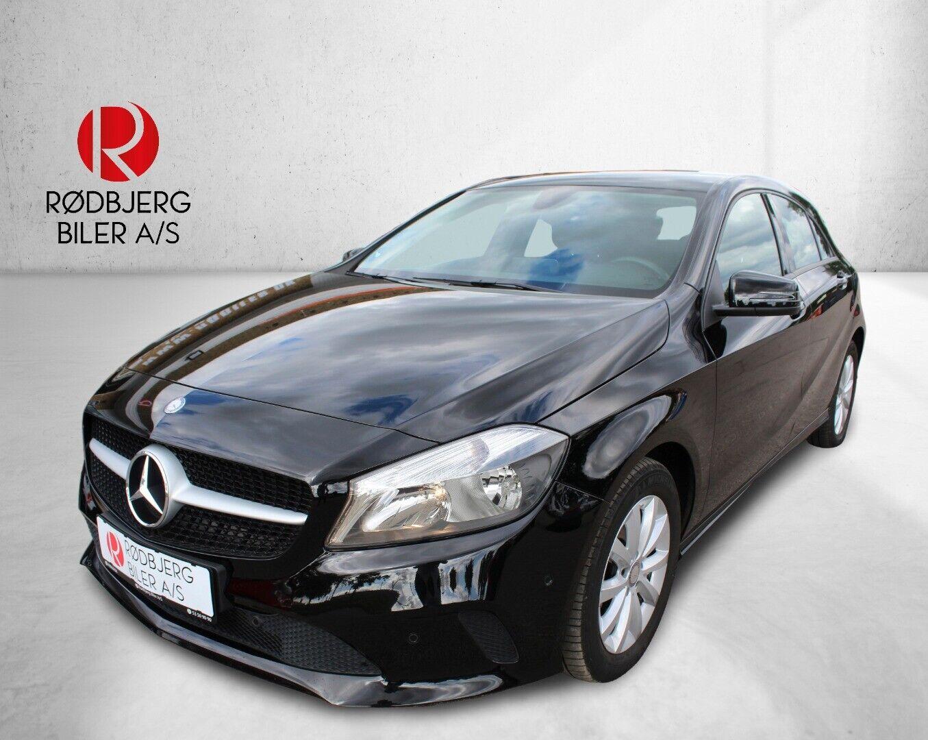 Mercedes A180 d 1,5 aut. 5d