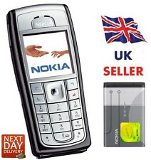 New Condition Nokia 6230i Unlocked Camera Bluetooth Classic Mobile Phone