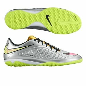 brand new 0efba f042e Details about NIKE HYPERVENOM PHELON PREMIUM IC INDOOR SOCCER SHOES Liquid  Diamond