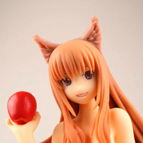 Anime Spice and Wolf Holo Gentleman Ver PVC Action Figure Collectible Model doll