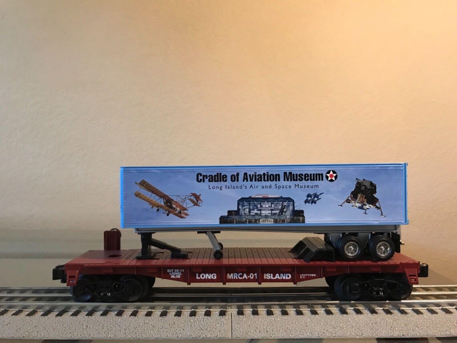 Lionel 52586 NLOE Cradle of Aviation Museum TOFC