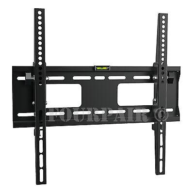 "TV LCD LED Plasma VESA Tilt Wall Mount Bracket 32 37 39 40 42 43 47 48 49 50 55"""