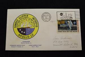 Espace-Housse-1969-Pictural-Cancel-Apollo-12-Lunar-Landing-Mission-Launch-1653