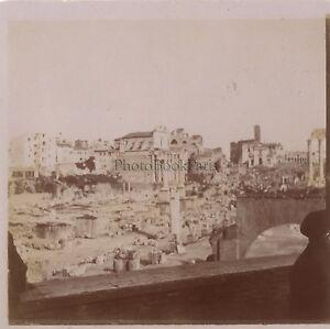 Viaggio-IN-Italia-Roma-Foto-Amateur-Vintage-Citrato-Ca-1900-8