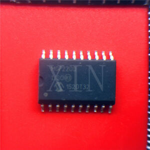5PCS-USB-a-UART-20-MCP2200-I-SO-Ic-Circuito-Integrado-pequeno-esbozo-MCP2200-I-2200-MCP2200