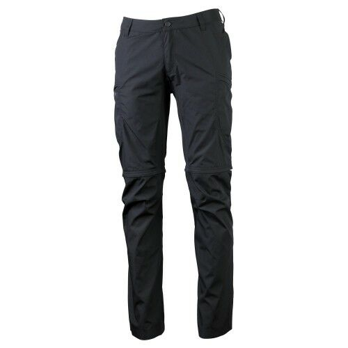 Lundhags Nybo MS Zip-Off Pant charcoal Herren Wanderhose Outdoor-Hose dunkelgrau  | Um Eine Hohe Bewunderung Gewinnen Und Ist Weit Verbreitet Trusted In-und