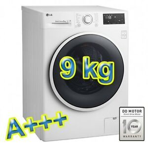 lg 9 kg xl gro e waschmaschine a 30 vollwasserschutz frontlader 1400 u min ebay. Black Bedroom Furniture Sets. Home Design Ideas