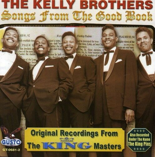The Kelly Brothers - Songs from the Good Book [New CD]