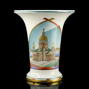 Vase-Neva-coasts-Lomonosov-Porcelain-Saint-Petersburg-IFZ-Russia