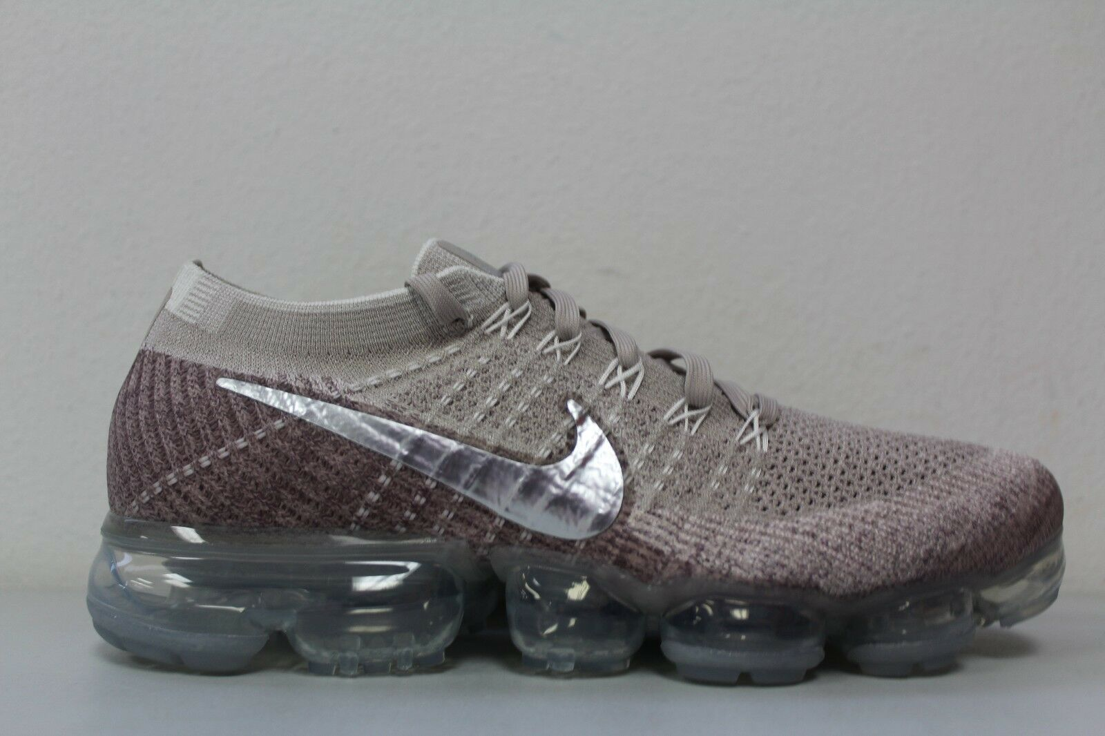 Nike Womens Air Vapormax Flyknit String Chrome Sunset Glow 849557-202 849557-202 849557-202 Size 9.5 71e74a