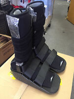 Dj Ortho Procare Maxtrax Air Lower Leg High Cam Walker Pneumatic Xl