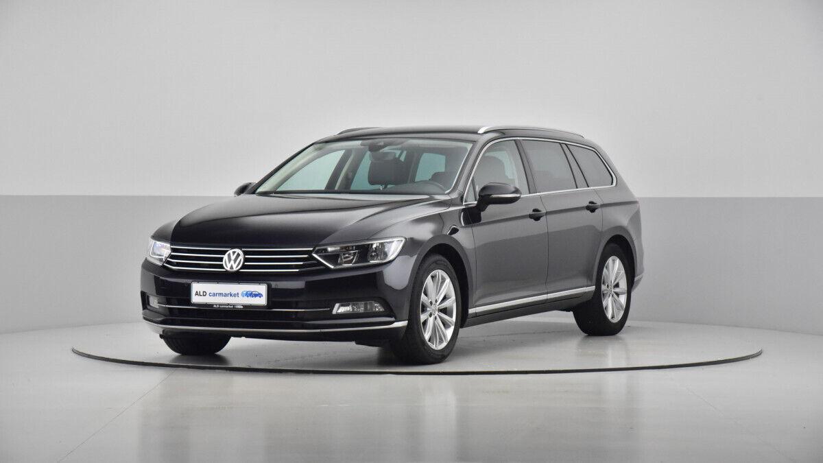 VW Passat 2,0 TDi 150 Highl. Prem. Vari. DSG 5d