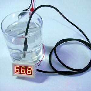 1pcs Waterproof Digital Thermal Probe or Sensor DS18B20 Arduino Sensor HM