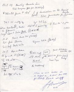 Georg Marischka Original Manuskript Autogramm Autograph Kir Royal Monaco Franze
