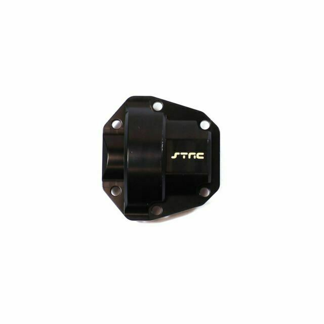 STRC STH116866BR Black Aluminum Brass Differential Cover HPI Venture