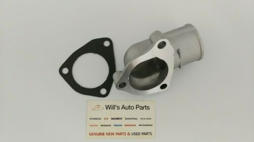 GENUINE BRAND NEW thermostat cover with gasket SUITS KIA CERES 1992-2000 JYH