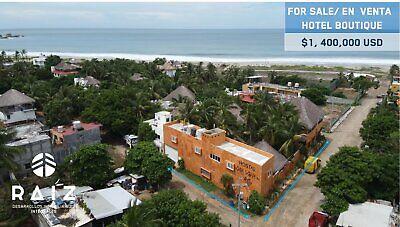 Hotel Boutique en venta en Puerto Escondido