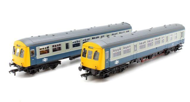 Bachmann OO Gauge 32-287 Class 101 BR Blue & Grey 2 Car DMU