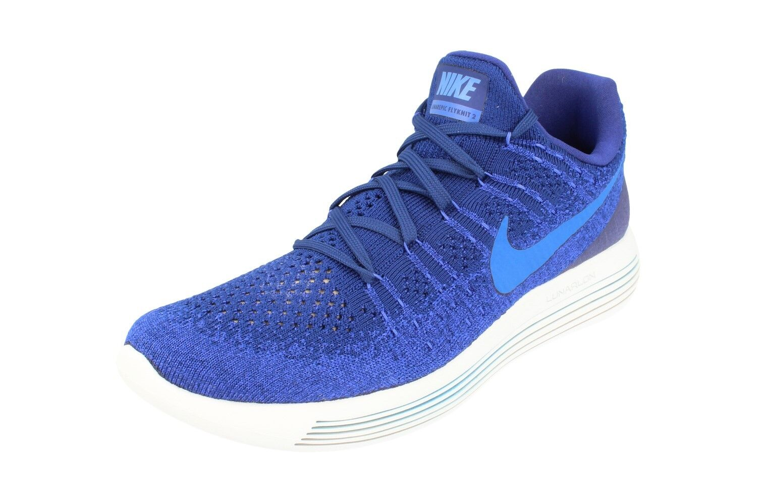 Nike Lunarepic Low Flyknit 2 Mens Running Trainers 863779 Sneakers shoes 400