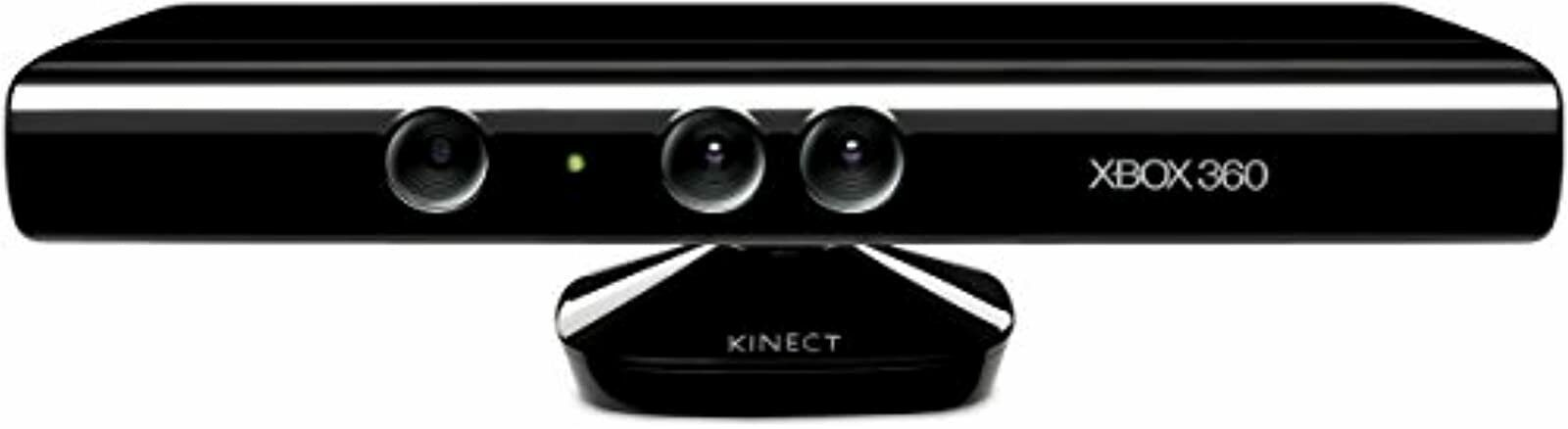 Kinect Sensor For Xbox 360 With Kinect Adventures Very Good
