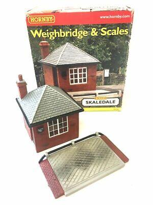 HORNBY R8588 SKALEDALE WEIGHBRIDGE /& SCALES