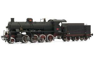 RIVAROSSI-HR2383-FS-Gr-740-306-con-tender-a-tre-assi-DCC-Sound