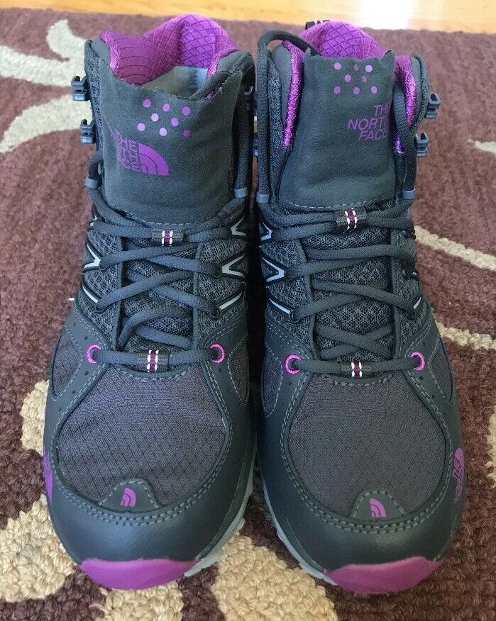 The North Face Donna Ultra FastPack Mid GTX WP Hiker Boots Size 8.5