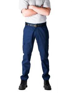 Portwest-Slim-Combat-Pantalon-Cargo-Smart-Travail-Pantalon-multiples-poches-C711