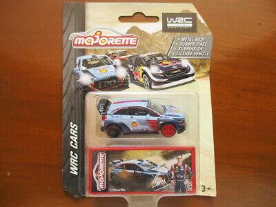 Majorette WRC Hyundai i20 Coupe T.Nueville