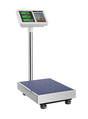 Heavy Duty platform scale warehouse scales 150kg 332lb