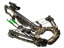 New 2018 Barnett Whitetail Hunter Pro STR Raptor Crossbow Package 78004 400fps!