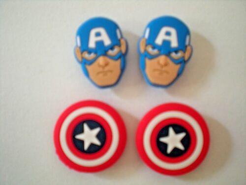 Clog Shoe Charm Button Plug Accessories Batman Superman Star Wars Super Heros