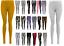 NEW-PLUS-SIZE-WOMENS-LADIES-FULL-LENGTH-STRETCH-PLAIN-LEGGINGS-SIZES-8-30 thumbnail 1