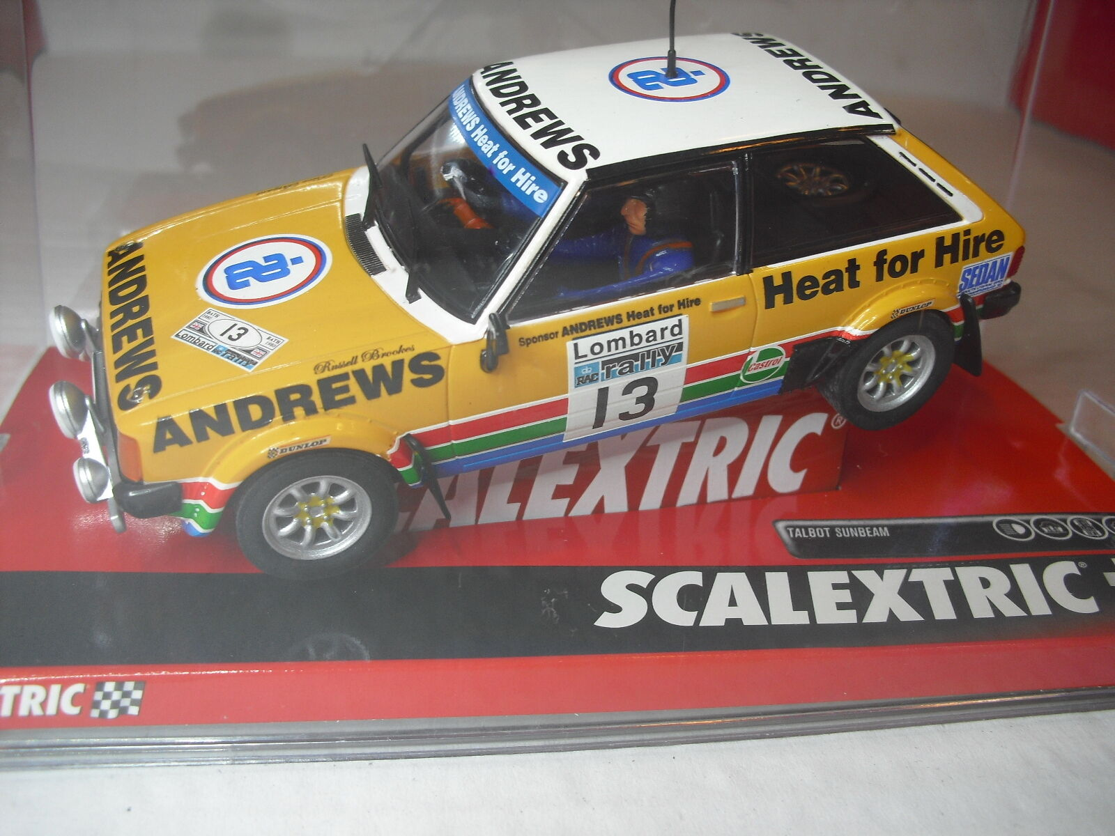 OFFER NEWNESS SCALEXTRIC A10197S300 TALBOT SUNBEAM 1 32 new
