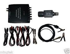 HANTEK 1008C+HT-201 USB Automotive Diagnostic Oscilloscope/DAQ/Program Generator