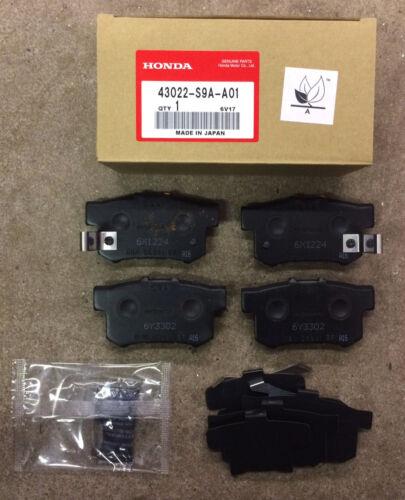 Genuine OEM Honda Civic 3dr Hatch Si Rear Brake Pad Set 2002-2005 Brakes Pads