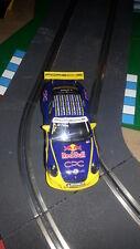 NEW!! SCX Analog Porsche 911 RED BULL- LIGHTS Work